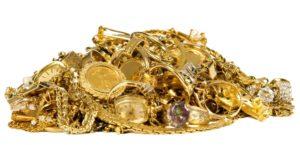 gioielli in oro usato